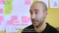 BHERRIA. Igor Uriberi elkarrizketa // Entrevista a  Igor Uribe