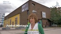 Entrevista  a Junkal Mintegia // Junkal Mintegiari elkarrizketa