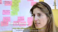 Ziortza Guineari elkarrizketa // Entrevista a Ziortza Guinea