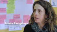 BHERRIA. Amaia Bacigaluperi elkarrizketa // Entrevista a Amaia Bacigalupe