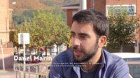 BHERRIA. Danel Mari?n. Concejal del Ayuntamiento de Etxebarri / Etxebarri Udaleko zigegotzia