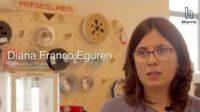 Bherria. Diana Franco Eguren. Responsable de Hirikilabs / Hirikilabs-eko arduraduna